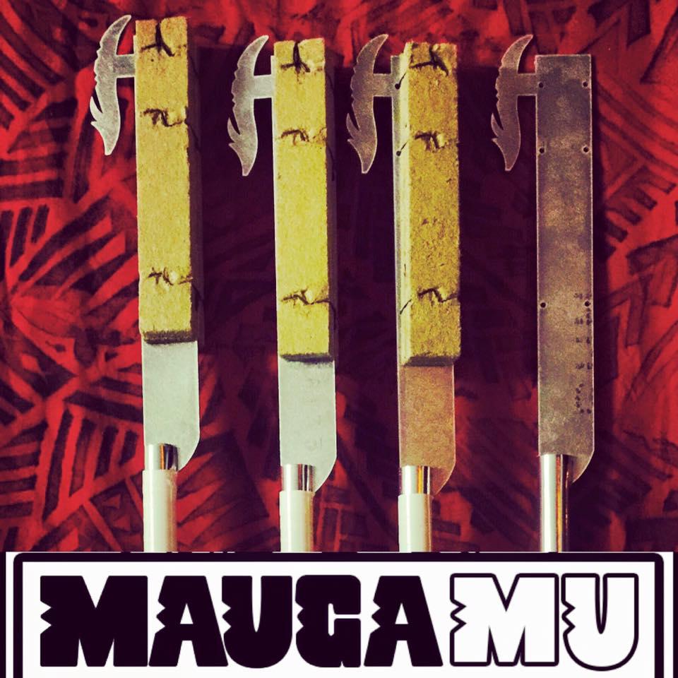 Buy Mauga Mu Fire Knives Today!
