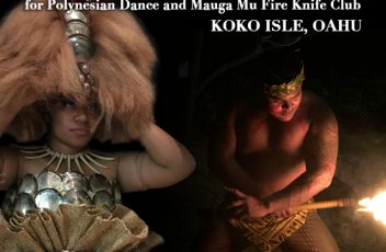 Polynesian dance and fire knife classes now offered in koko isle oahu hawaii