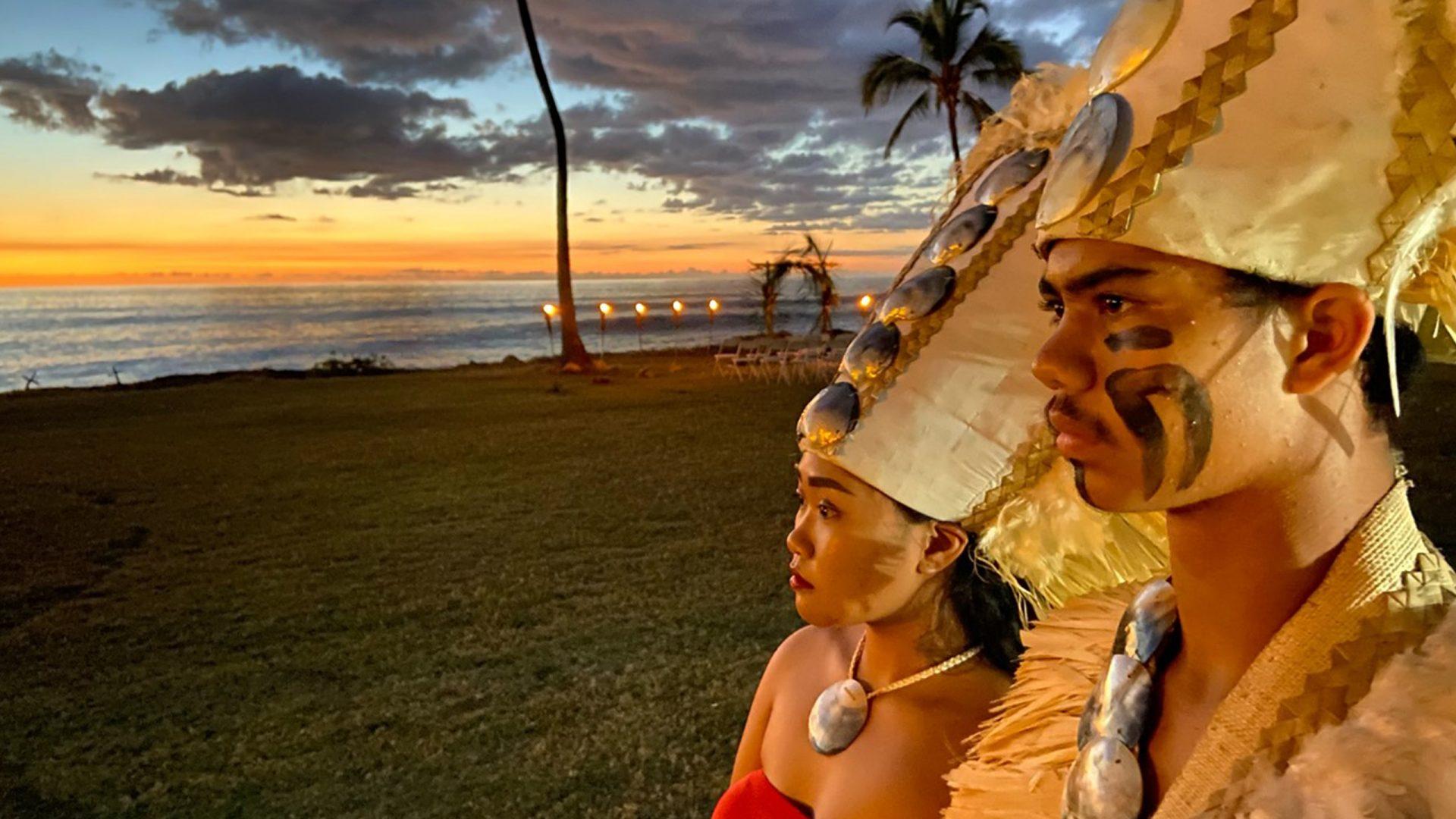 Kalena's Polynesian 'Ohana & Mauga Mu